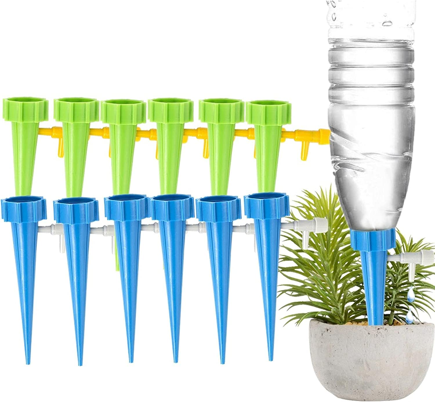 Max 60% OFF Plant Irrigation Drippers Self Watering 24 Limited time trial price Devices 36 12 P