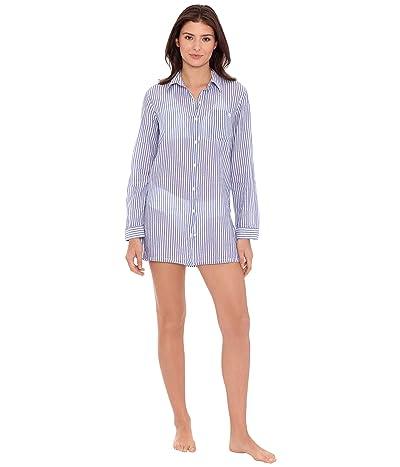 LAUREN Ralph Lauren Stripe Camp Shirt Top