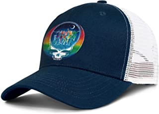 MUSOWIC Mens Women's Caps Retro Hat Sports Cap