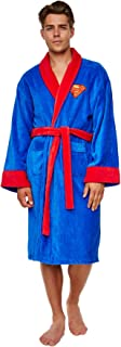 Superman DC Comics Dressing Gown Bathrobes