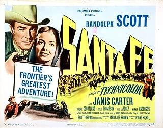 Posterazzi Poster Print Collection Santa Fe Still (20 x 16)