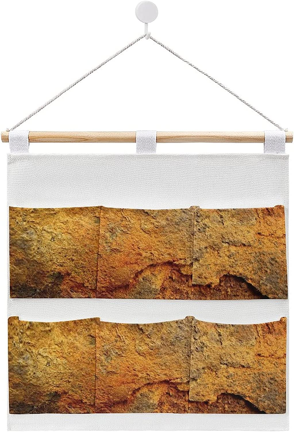 Background of Indefinitely Rusty Hanging Max 80% OFF cotton bag linen storage stable and