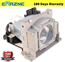 Emazne VLT-HC910LP Projector Replacement Compatible Lamp With Housing For Mitsubishi HC100 Mitsubishi HC1100 Mitsubishi HC1100U Mitsubishi HC3000 Mitsubishi HC3000U Mitsubishi HC3100 Mitsubishi HC3100
