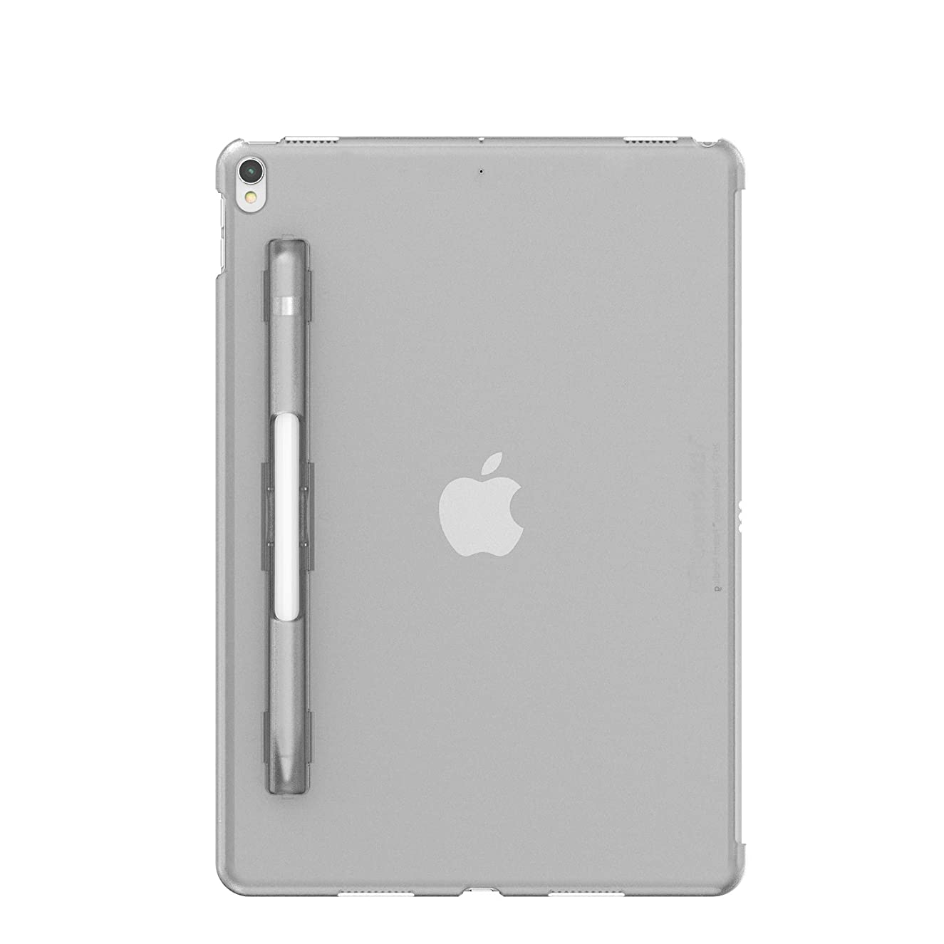 SWITCHEASY CoverBuddy for iPad Air 10.5 inch, iPad Protective Case with Pencil Holder (Compatible with iPad Pro 10.5 & iPad Air 10.5) (Ultra Clear)