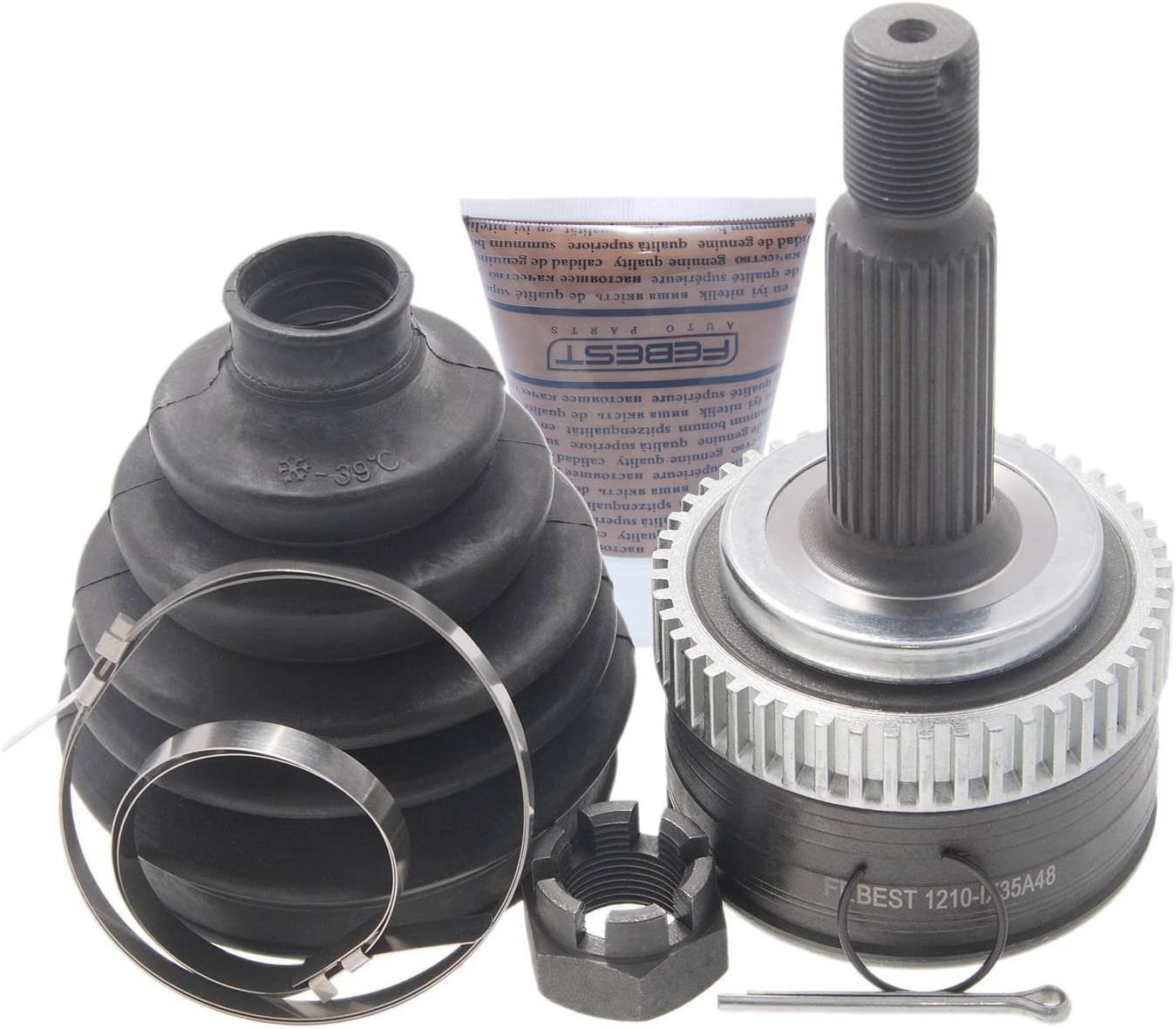 49501-2S300 495012S300 - Outer Cv Joint 24X64 Hyundai Max Popular popular 44% OFF 5X27 For