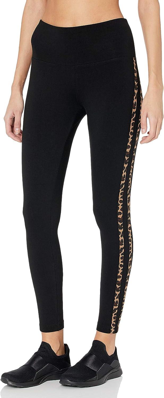 Marc New York Performance Women's Side Regular Wholesale discount Leopard Striped Cotton-Sp