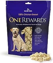 One Rewards Freeze Dried Dog Treats, Chicken Breast, 20 oz.
