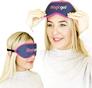 Premium Blephartis Eye Mask By Magicgel. Get Long Lasting Relief For Your Sore