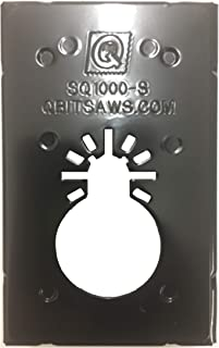 Qbit SQ1000-S Power Oscillating Multi-Tool Blade Saw for Single Gang Outlet Box