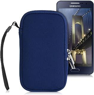 DFV mobile 6,2 Negra Funda de Neopreno Premium Impermeable y Anti-Golpes para = SAMSUNG GALAXY S8+ // S8 PLUS