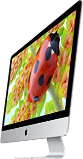 Finales-2015 Apple iMac con Retina 5K Display/4.0GHz Intel Core i7 (27-pulgadas, 16GB RAM, 2TB Fusion Drive Almacenamient...