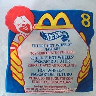 McDonald's Hot Wheels toy 1999 Future Hot Wheels Nascar Toy #8