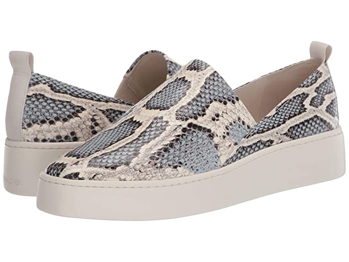 Vince  Saxon-2 (Mottled Snake) Womens Shoes