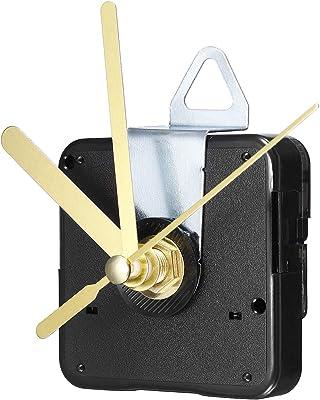 Global Brands Online Quartz Silent Clock Movement Mechanism Module DIY Kit Hour Minute Second Hand
