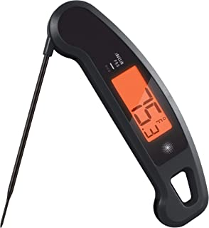 Lavatools Javelin PRO Duo Ambidextrous Backlit Digital Instant Read Meat Thermometer for Kitchen, Food Cooking, Grill, BB...