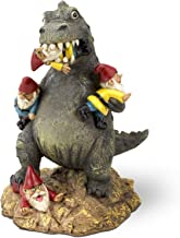 BigMouth Inc The Great Garden Gnome Massacre, Hilarious Lawn Gnome Godzilla, 9 Inches Tall
