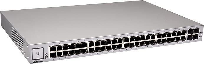 Ubiquiti Unifi switch 48 Managed gigabit switch with SFP+ (US-48)