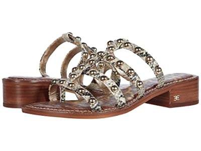 Sam Edelman Juniper (Beach Multi Pacific Snake Leather) Women