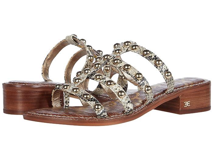 Sam Edelman  Juniper (Beach Multi Pacific Snake Leather) Womens Shoes