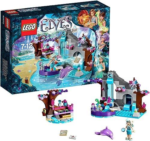 LEGO Elves - 41072 - Jeu De Construction - Le Spa De Beauté De Naida