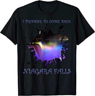 Niagara falls t shirt Canada - Niagara falls shirt USA