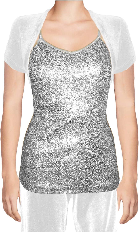 Ooh La Stretch Over item handling ☆ Max 89% OFF Lace or Velvet Cropped Short Bolero Sleeve Shr