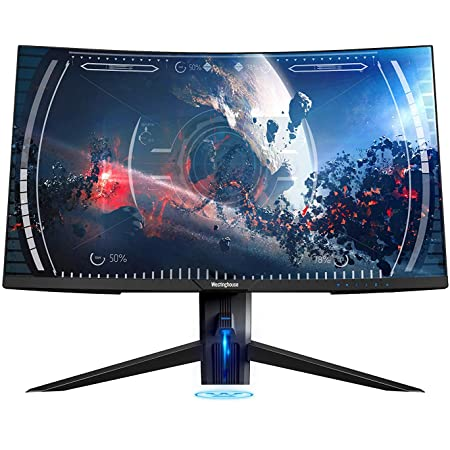 """Westinghouse 32"""" FHD 144HZ Curved FreeSync Gaming Monitor"""