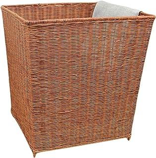 Panier à linge XINYALAMPLaundry Panier Sale Vêtements de Stockage Grand rotin Stockage des ménages boxBasket Vêtements Pou...