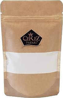 Cerez Pazari Baking Powder - Aluminum Free, Non-GMO, Gluten Free, Vegan Double Acting Baking Powder in Resealable Bag 5.29...