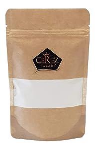 Cerez Pazari Baking Powder Double Acting Baking Powder in Resealable Bag Aluminum Free, Non-GMO, Gluten Free, Vegan (5.3 Ounce)