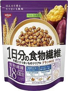 日清シスコ シスコウェルネス 1日分の食物繊維 200g ×6袋