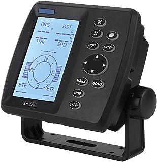 FOKH Navegador por satélite GPS, navegador marítimo LCD de 4,3 polegadas Sistema de navegação GPS/SBAS 2W GPS de posiciona...
