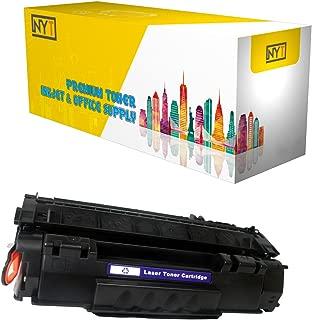 New York Toner New Compatible 1 Pack Q5949A High Yield Toner for HP - Laser Jet: Laserjet 1160 | Laserjet 1160Le | Laserjet 1320 | Laserjet 1320n | Laserjet 1320nw | Laserjet 1320t .-Black