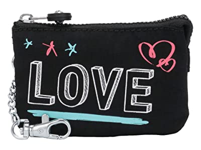 Kipling Mini Creativity Key Chain (Love) Handbags