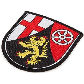 U24 Aufn/äher Rheinland Pfalz Aufb/ügler Patch