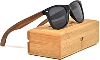 sunglasses with wood arms