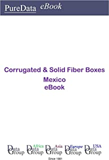 Corrugated & Solid Fiber Boxes in Mexico: Product Revenues