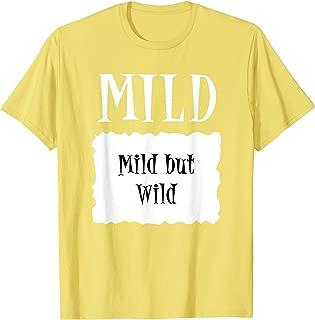 MILD - Hot Packet Halloween Taco Costume T-Shirt