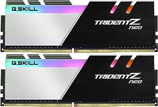 G.Skill Trident Z Neo RGB CL18 (18-22-22-42) Alüminyum Soğutuculu 1.35V Dual Bellek Kiti, 2x8GB, 3600 MHz