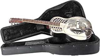 Royall Trifecta Brushed Nickel Finish Bell Brass Tricone Resonator with Case