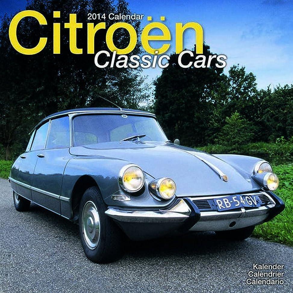 保護同じ楽しむCitroen Classic Cars 2014