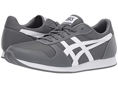 ASICS Tiger Curreo II (Steel Grey/White) Classic Shoes