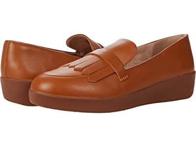 FitFlop Superskate Fringe Loafers