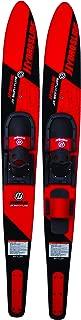 Hydroslide Signature Jr Combo Water Skis, 58
