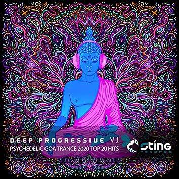 Deep Progressive Psychedelic Goa Trance 2020 Top 20 Hits, Vol. 1