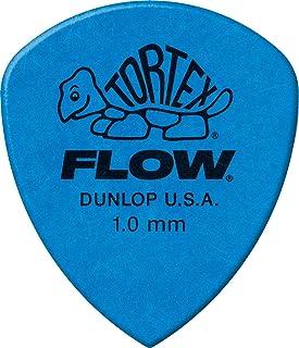 Jim Dunlop Tortex Flow Standard 72 Pack 1.0mm Blue
