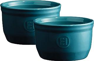 Emile Henry Ramekin Set, Blue