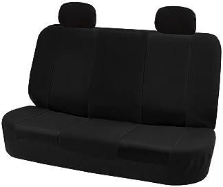FH Group FB102BLACK114 Black 3D Air mesh Auto Seat Cover (Full Set)