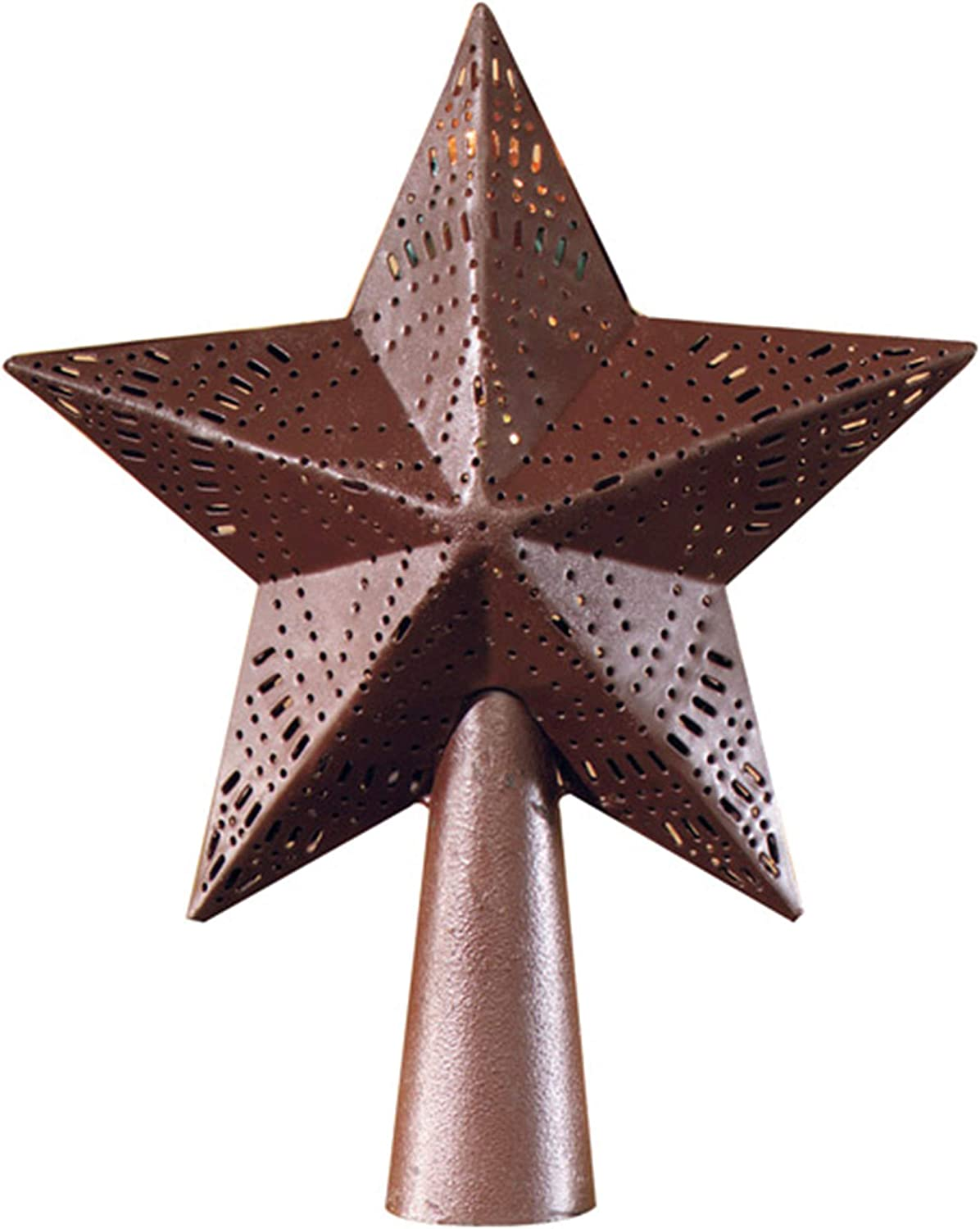 Park Designs Star Tree Recommended - Brown Max 50% OFF Topper