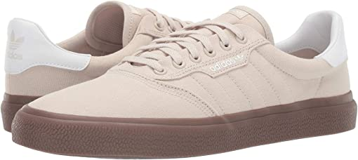 Clear Brown/Footwear White/Gum 5